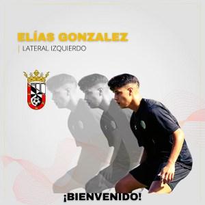Elías González, nuevo jugador del Ceuta B