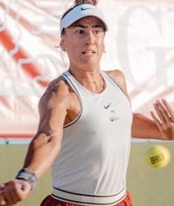 Olga Parres disputará su final número 57 en el circuito profesional