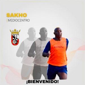Omar Sakho, nuevo jugador del Ceuta B