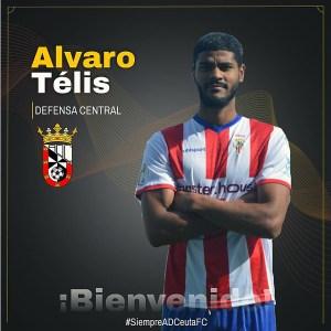 Así ha anunciado el Ceuta el fichaje de Telis