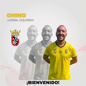 Chino defenderá los colores del Ceuta B en Tercera