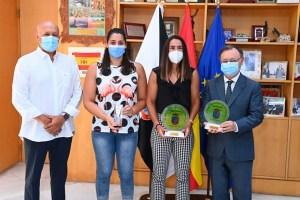 Paco Bernal, Lorena Miranda, Olga Parres y Juan Vivas