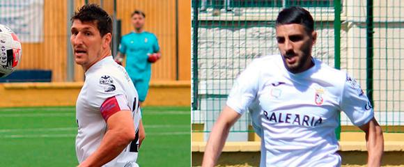 Jaime Morales y Chakir Kaiouch