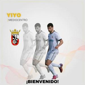Bilal Yiyo seguirá en el Ceuta B en Tercera