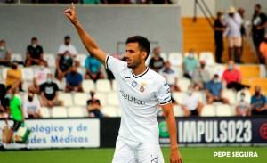 Carrasco, jugador de la AD Ceuta FC