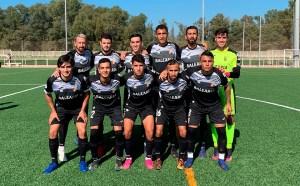 Once inicial de la AD Ceuta FC 'B', este sábado en 'La Menacha'