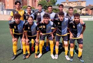 Formación del Sporting Atlético en Jaén