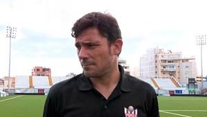 Miguel Ángel Beas, entrenador Vélez CF
