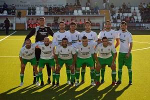 Formación del Betis de Hadú en la cita de la Copa RFEF