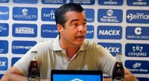 José Pérez Herrera, este viernes en rueda de prensa