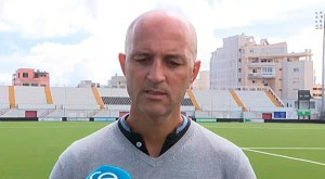 Chus Trujillo, entrenador AD Ceuta FC
