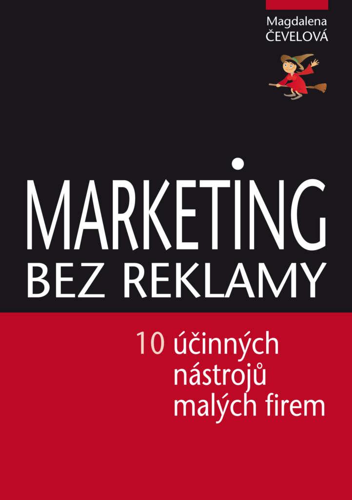 Marketing bez reklamy obálka