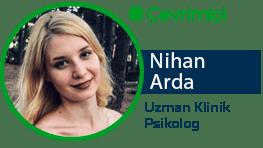 Uzman Klinik Psikolog Nihan Arda