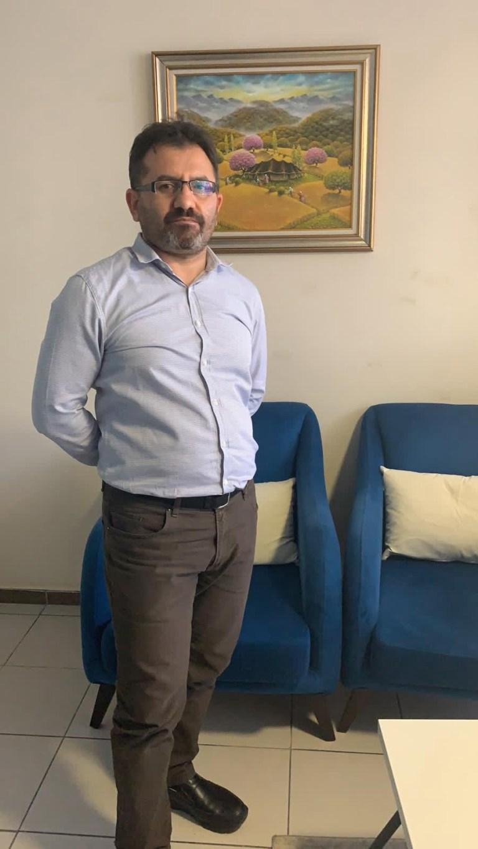 Yard docent doktor Abdullah Bolu