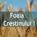 Foaia Crestinului