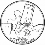 Turnul din Siloam, Luca 13.1-9