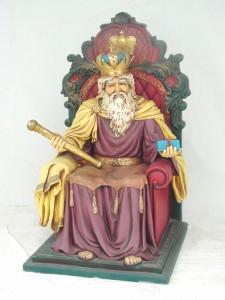 Rege pe tron