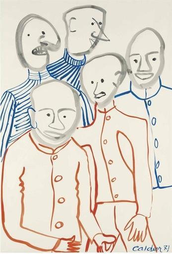 Alexander Calder 1971