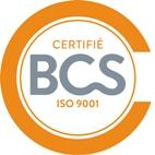 Certifié BCS CERTIFICATION
