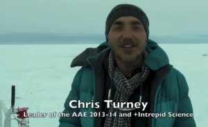 Chris Turney climate scientist trapped in antarctic ice