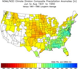 Water vapor vs. CO2 as a climate control knob 8