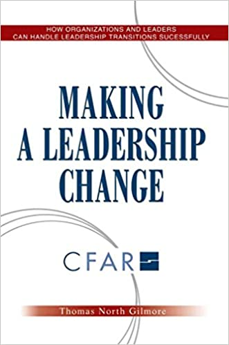Making A Leadership Change – Part 1 Overview