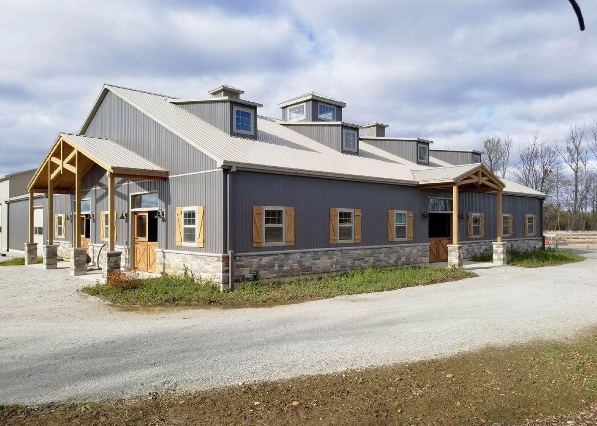 2017 Horse Ii Award Gara Farm Buildings Inc Canadian