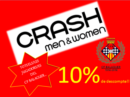 CRASH – men&woman