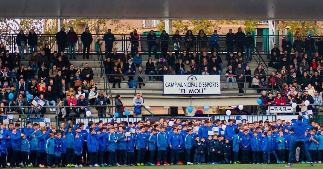Presentación equipos 2018/2019
