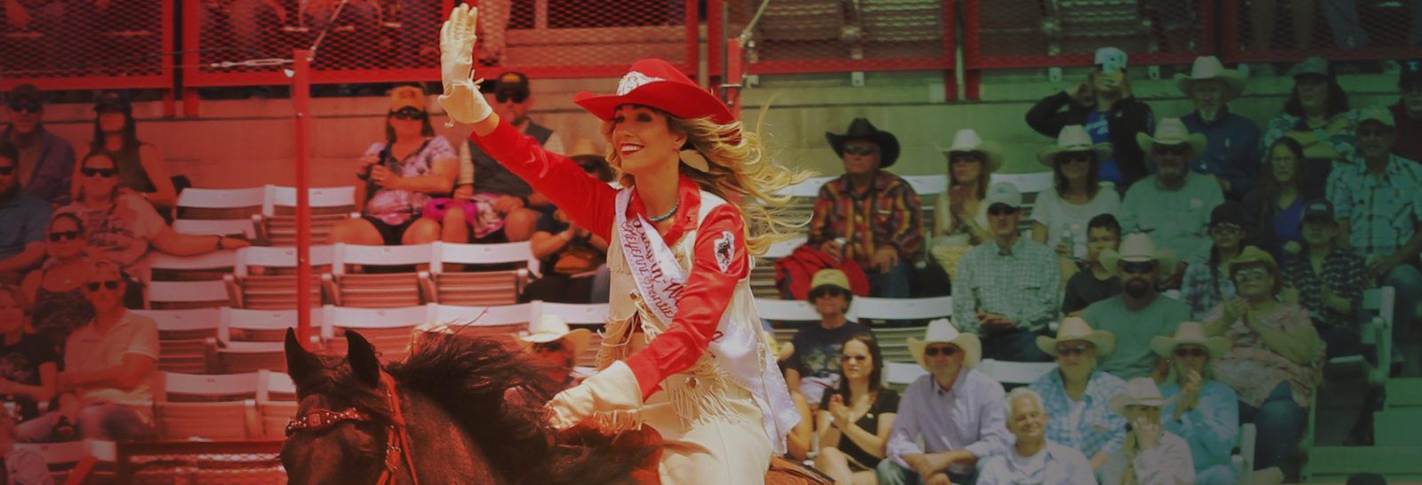Royalty Cheyenne Frontier Days