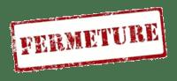 2017 : journées de fermeture de l'entreprise