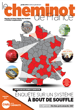 Cheminots de France 2014