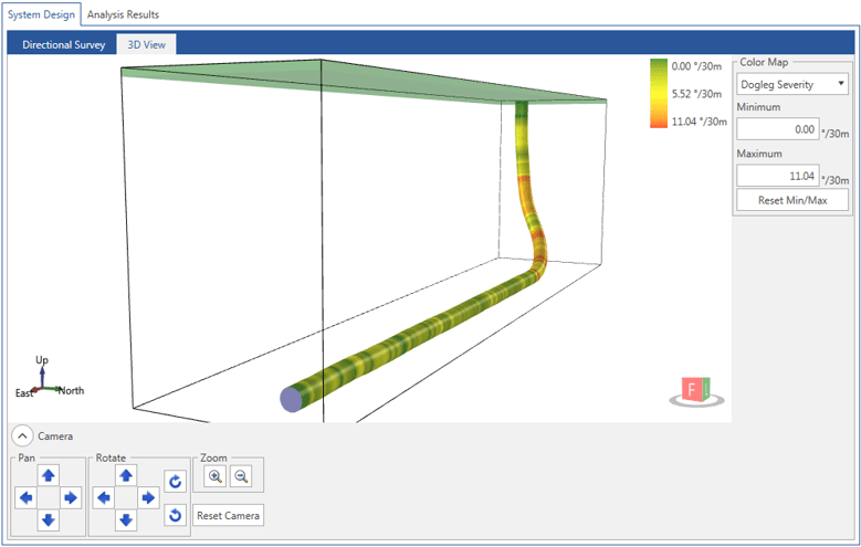 ESP Bend Wellbore Visualizer