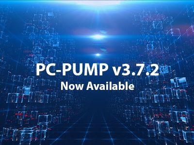 PC-PUMP Release 3.7.2 Announcement