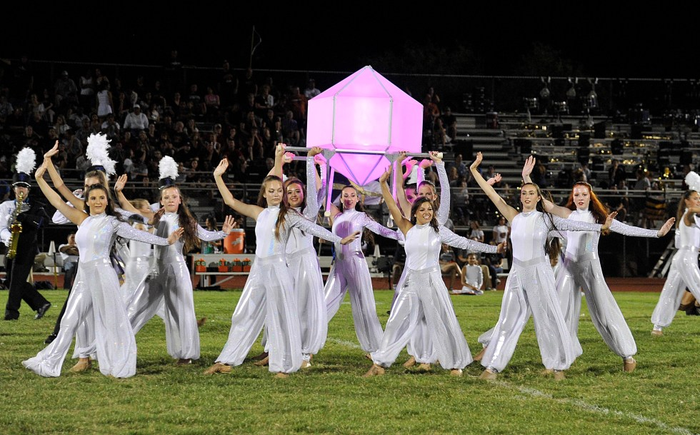 CFHS Marching Band