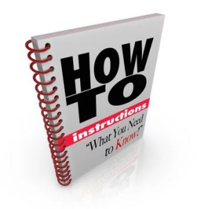"""Money Making Idea #5- Write a """"How To"""" Book"""