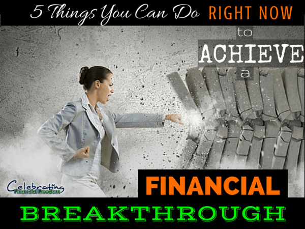 5 Things You Can Do Right Now to Get Your Financial ...