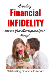 Avoiding Financial Infidelity- Improve Your Marriage and Your Money!