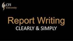 Inspection Process & Report Writing