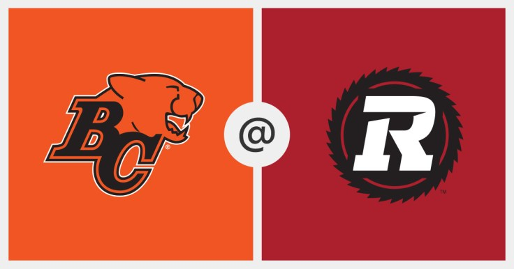 Image result for BC lions vs ottawa