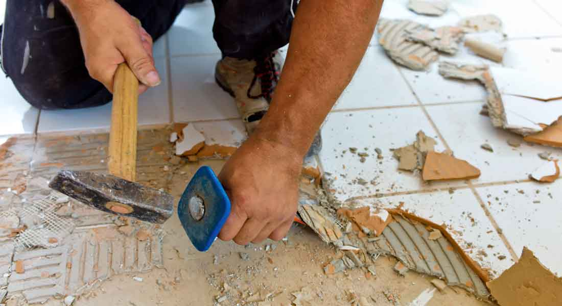central florida dust free tile removal