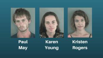 4 Arrested in Fruitland Park for Meth Dealing and Running a