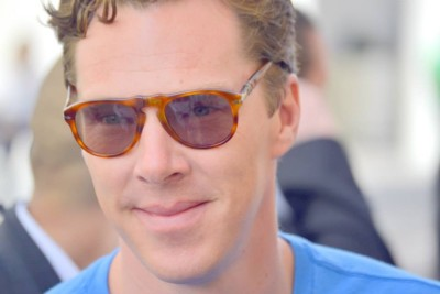 Benedict Cumberbatch.  Photo copyright Suzanne Philips