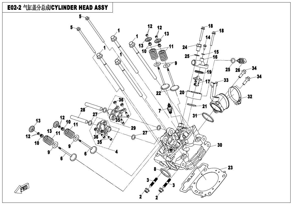 Taotao Atv 125 Parts Diagram