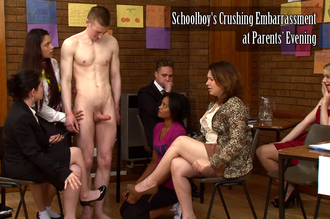 Posh british milf spanks naughty schoolgirls 8
