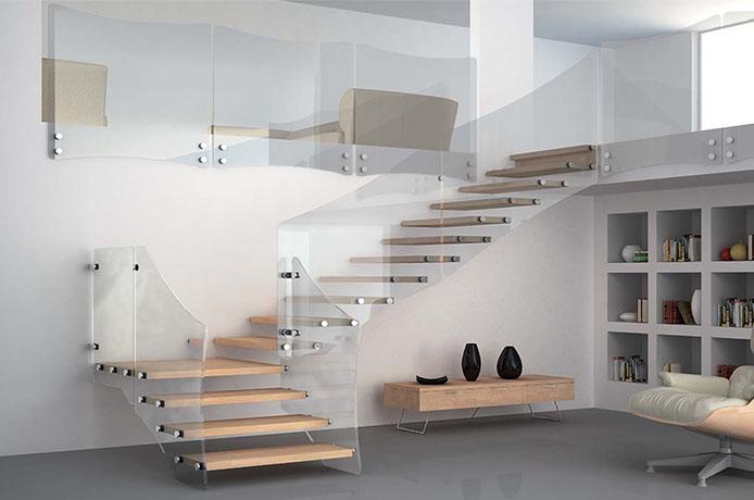 scale interne e progettazione
