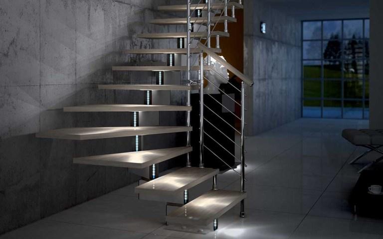 scale da interni firenze