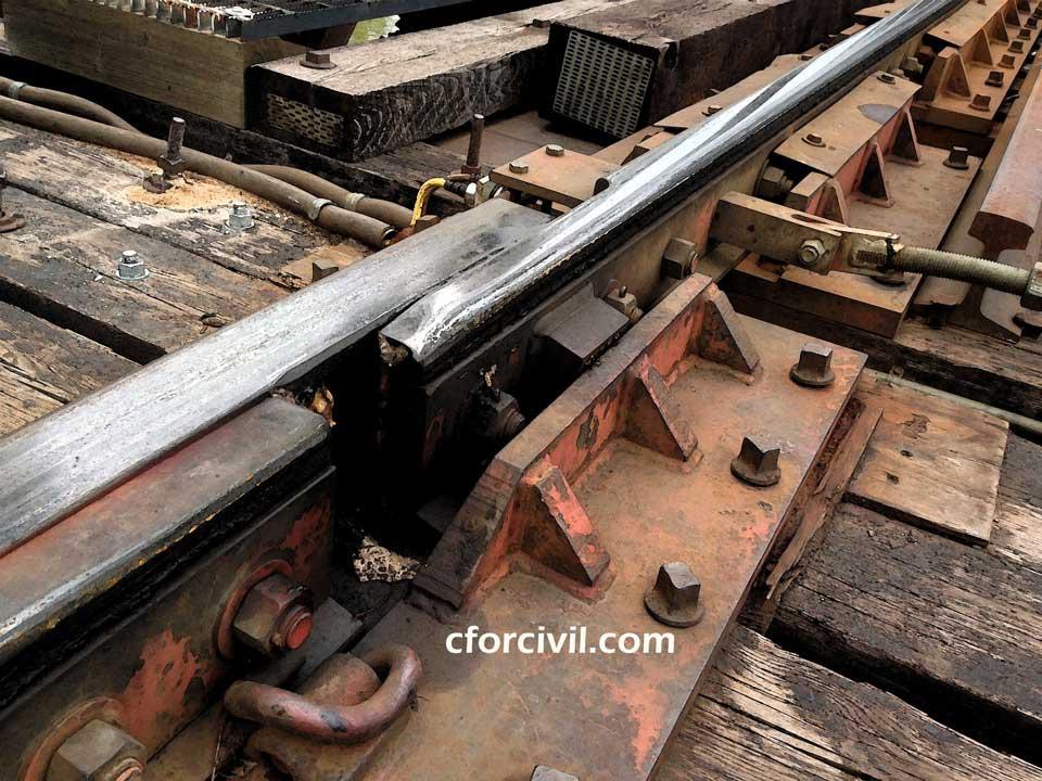 Railway Rail Tracks