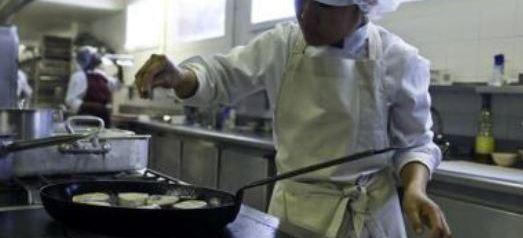 Titre à finalité professionnelle Cuisinier de l'unité de Pirae à récupérer