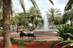 Winter Haven - Fountain Walk in Downtown